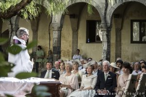 Wedding Sorrento Cloister San Francesco