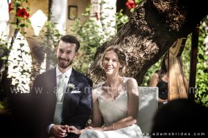 Wedding Sorrento San Francesco Cloister
