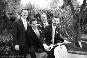 Ushers Wedding Sorrento