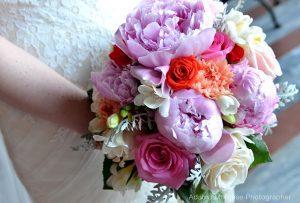 wedding flowers buche