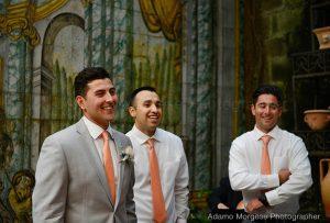 Sorrento historical place wedding