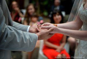 Exchange Wedding Vows