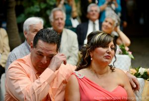 emotional wedding moments