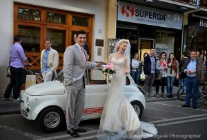 Italian wedding photographer
