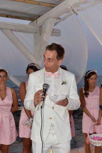 wedding ceremony Polignano a Mare