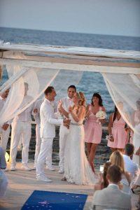 Wedding in Puglia: Coco Beach Wedding