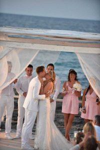 Wedding at Coco Beach