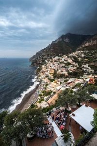 Civil wedding ceremony Positano