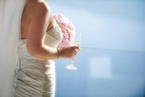 Sunny wedding day in Sorrento