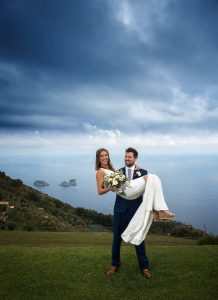 Wedding in Italy on the Amalfi Coast