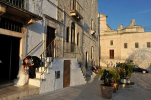 Cisternino wedding in Puglia