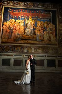Siena town hall Wedding