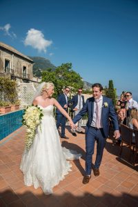 Town Hall Positano - Civil Wedding
