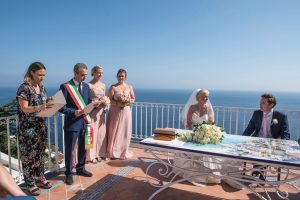 Civil Ceremony Positano